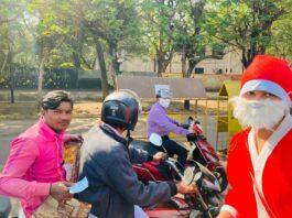 Christmas Celebration At CYM Raipur