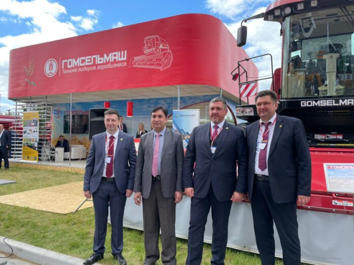 Minsk Tractor Works-Erisha Agritech Agreement