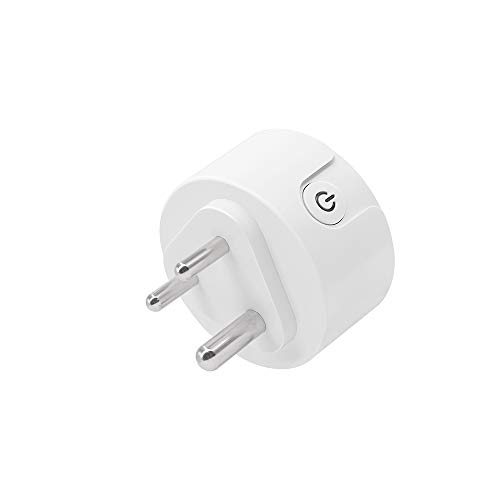 Aviga WiFi Smart Plug 10A   Mobile App Controlled   Compatible with Alexa and Google Home Assistant