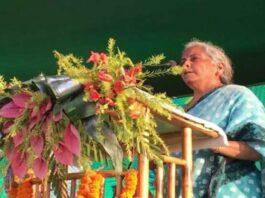 Nirmala Sitharaman inaugurates 11 developmental projects in